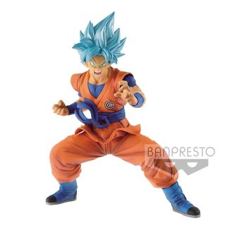Figure Son Goku SSGSS Transcendence Art Dragon Ball Heroes