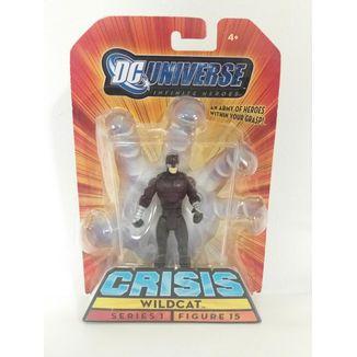 Figura Dc Comics - WildCat - Inifinite Crisis Heroes