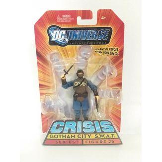 Figura Dc Comics - Gotham City S.W.A.T. - Inifinite Crisis Heroes