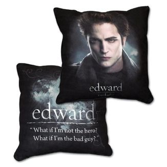 Twilight Cushion - Edward