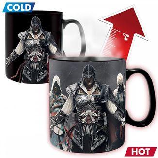 Heat Change Mug Assassin's Creed - Group