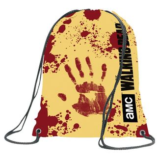 Bolso GYM  Logo Walking Dead