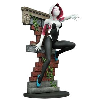 Spider Gwen Figure Marvel Gallery Marvel Comics