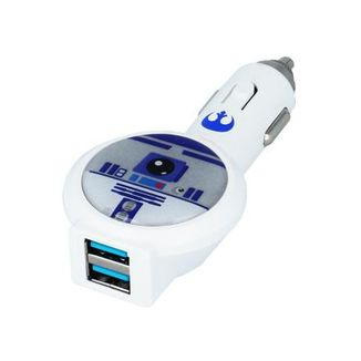 Conector Mechero Coche Star Wars R2D2