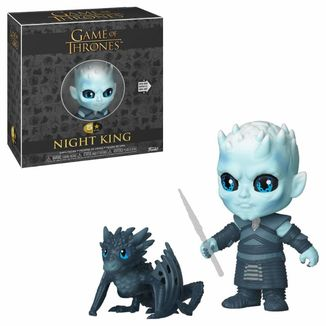 Figura Night King Juego De Tronos 5 Star