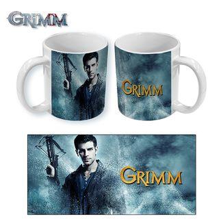 Mug Grimm Blue