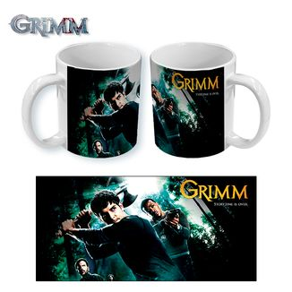 Taza Grimm Poster