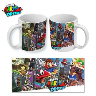 Mug Super Mario Odissey