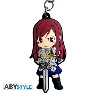 Llavero Erza Fairy Tail