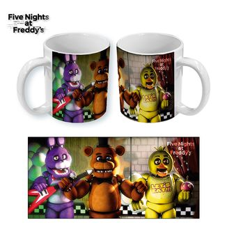 Taza Five Nights at Freddy's #03