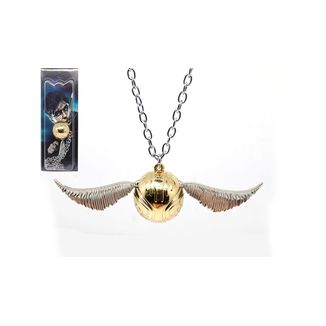 Colgante Harry Potter - Snitch dorada 12 cm