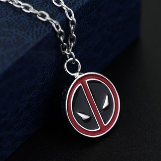 Deadpool Marvel Comics Necklace
