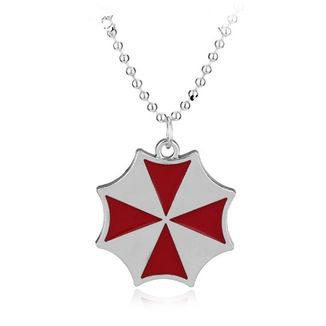 Logo Umbrella Resident Evil Necklace