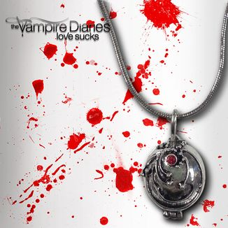 Necklace Vampire Diaries #1