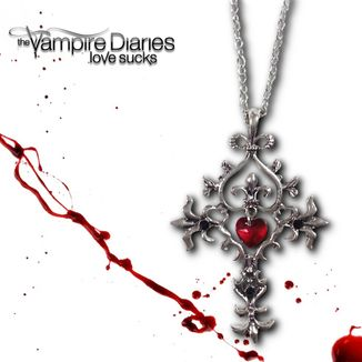 Necklace Vampire Diaries #2