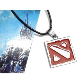 Necklace DOTA 2 - Defense of the Ancients - logo
