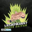 Mochila Broly Legendary Super Saiyan Dragon Ball Super