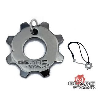 Necklace Gears of War - Identification badge