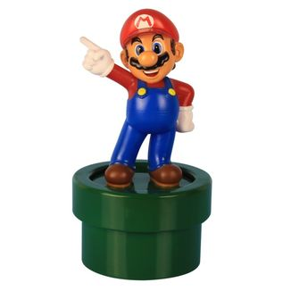 Lamp with sound Super Mario Mario