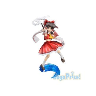 Figure Touhou Project - Hakurei Reimu Color. Ver.