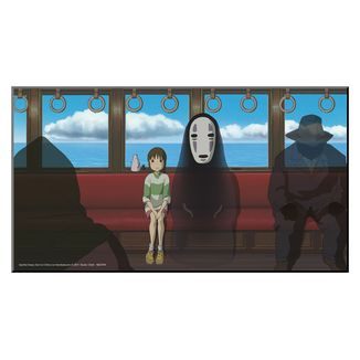 Studio Ghibli Wooden Wall Art Spirited Away