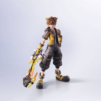 Figura Sora Guardian Bring Arts Kingdom hearts III