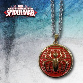 Necklace Marvel - Spiderman