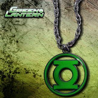 Necklace DC Comics - Green Lantern