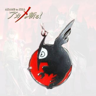 Necklace Akame Ga Kill - Logo Night Raid