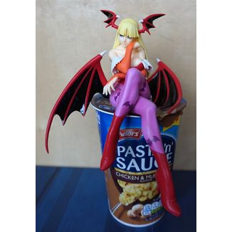 Figura Darkstalkers Morrigan 2P Color Noodle Stopper