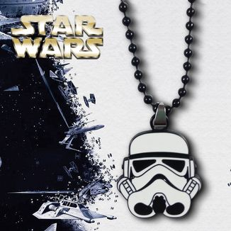 Star Wars - Stormtrooper Necklace