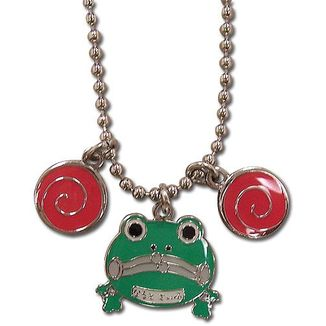 Naruto - Frogg Costume Necklace