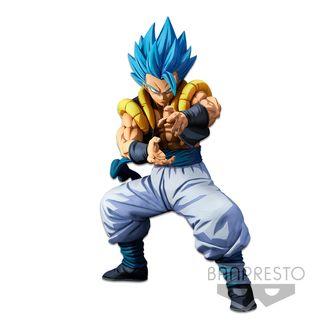 Figura Gogeta SSGSS Dragon Ball Super BWFC Super Master Stars Piece Two Dimensions