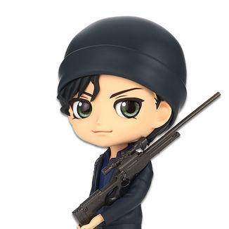 Figura Shuichi Akai Detective Conan Version B Q Posket