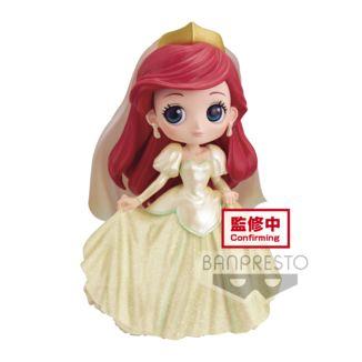 Figura Ariel vol 1 La Sirenita Disney Q Posket Dreamy Style Glitter