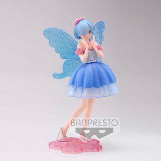 Figura Rem Fairy Elements Re Zero Espresto