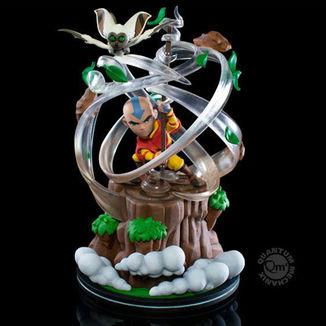 Figura Aang Avatar The Last Airbender Q-Fig Max Elite