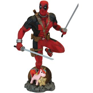 Figura Deadpool Contest of Champions Marvel 24 cm