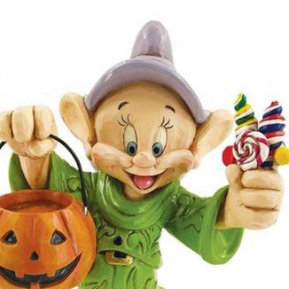 Figura Mudito Truco o Trato Blancanives Disney Traditions