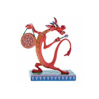 Figura Mushu Mulan Jim Shore Disney Traditions
