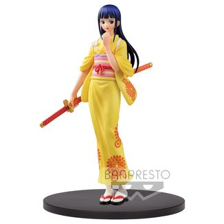 Figura Okiku Kikunojo One Piece The GrandLine Lady Wanokuni Vol 3