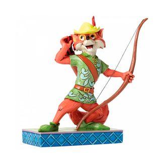 Figura Roguish Hero Robin Hood Jim Shore Disney Traditions