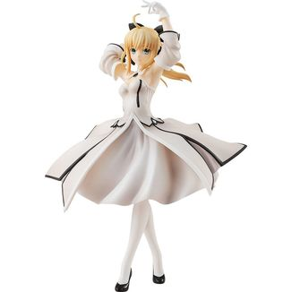 Figura Saber Altria Pendragon Lily Second Ascension Fate Grand Order Pop Up Parade