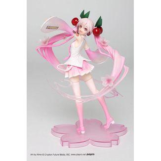 Figura Sakura Miku 2020 Vocaloid