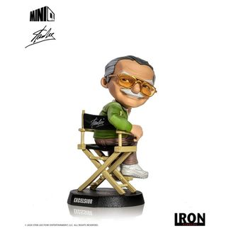 Figura Stan Lee Marvel Comics Mini Co
