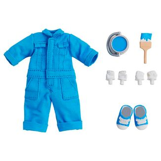 Nendoroid Doll Outfit Blue Set Coveralls