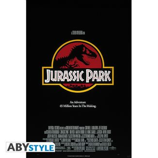 Poster Jurassic Park Movie 91,5 x 61 cm