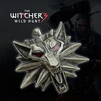 The Witcher Necklace