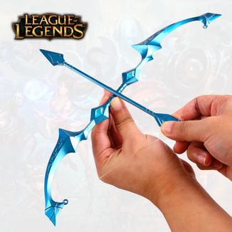 Arco y Flecha de Ashe - League of Legends