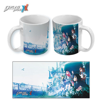 Darling in the Franxx Taza Girls